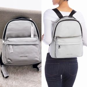 ✨New MARC JACOBS Varsity Large Leather Backpack